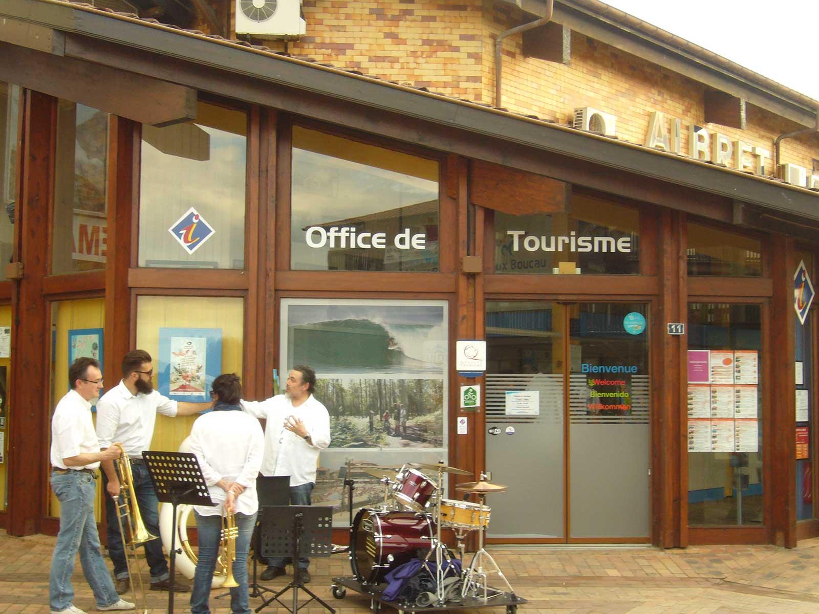 Oficina de Turismo de Vieux Boucau