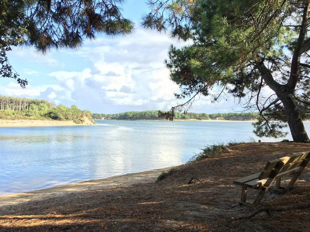 Vuelta al Lac Marin de Port D'Albret