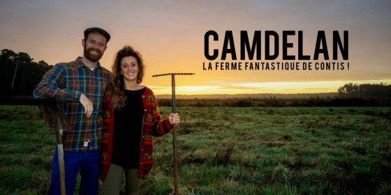 Camdelan, la granja fantástica (Saint-Julien-en-Born)