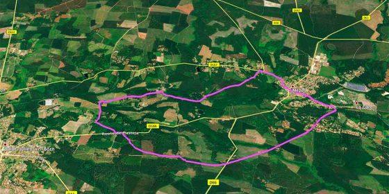 MÈZOS. Ruta del patrimonio (10,2 km)