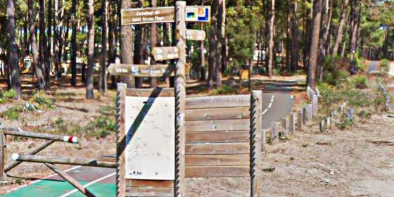 VIELLE-SAINT-GIRONS. Ruta de Bareuyes (10,9 km)