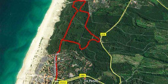SEIGNOSE. Ruta de las playas (5,3 km)
